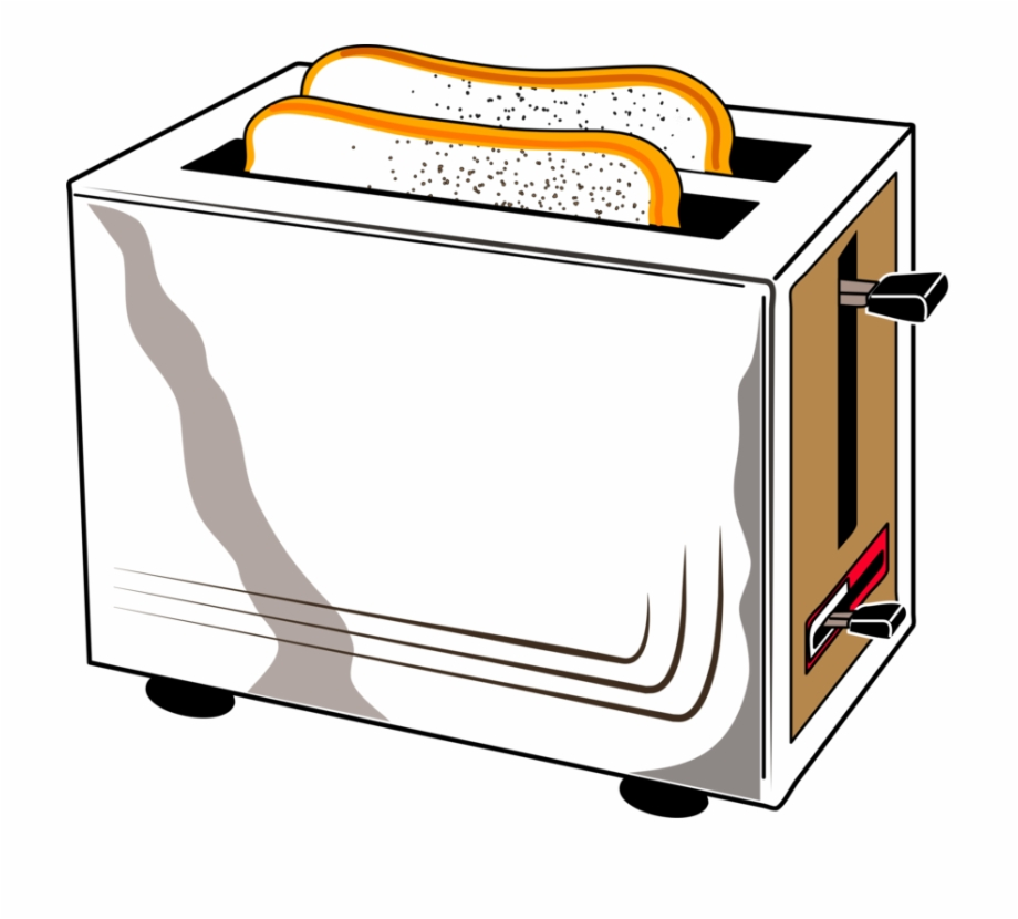 vector freeuse Clipart toaster. Toast cliparts images of.