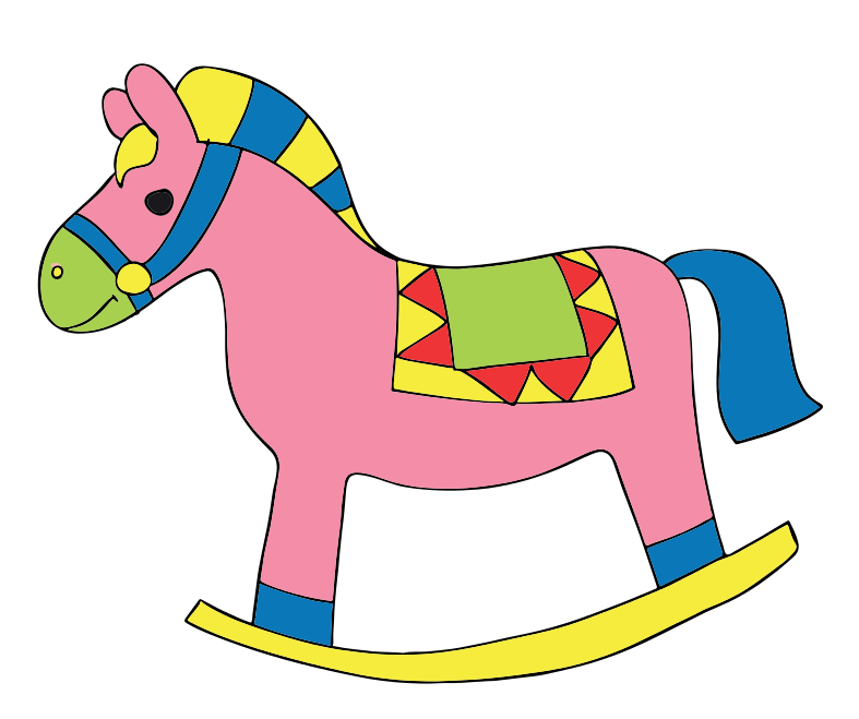 clipart free Toy Horse Clipart