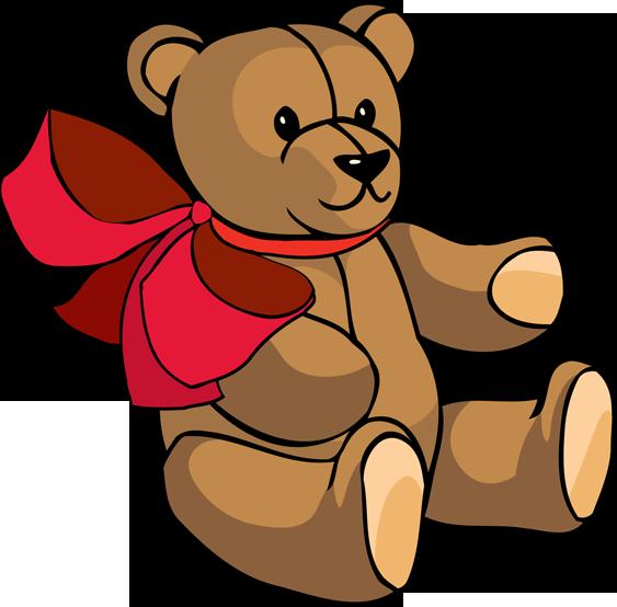 clip art freeuse Teddy bear . Toys clipart