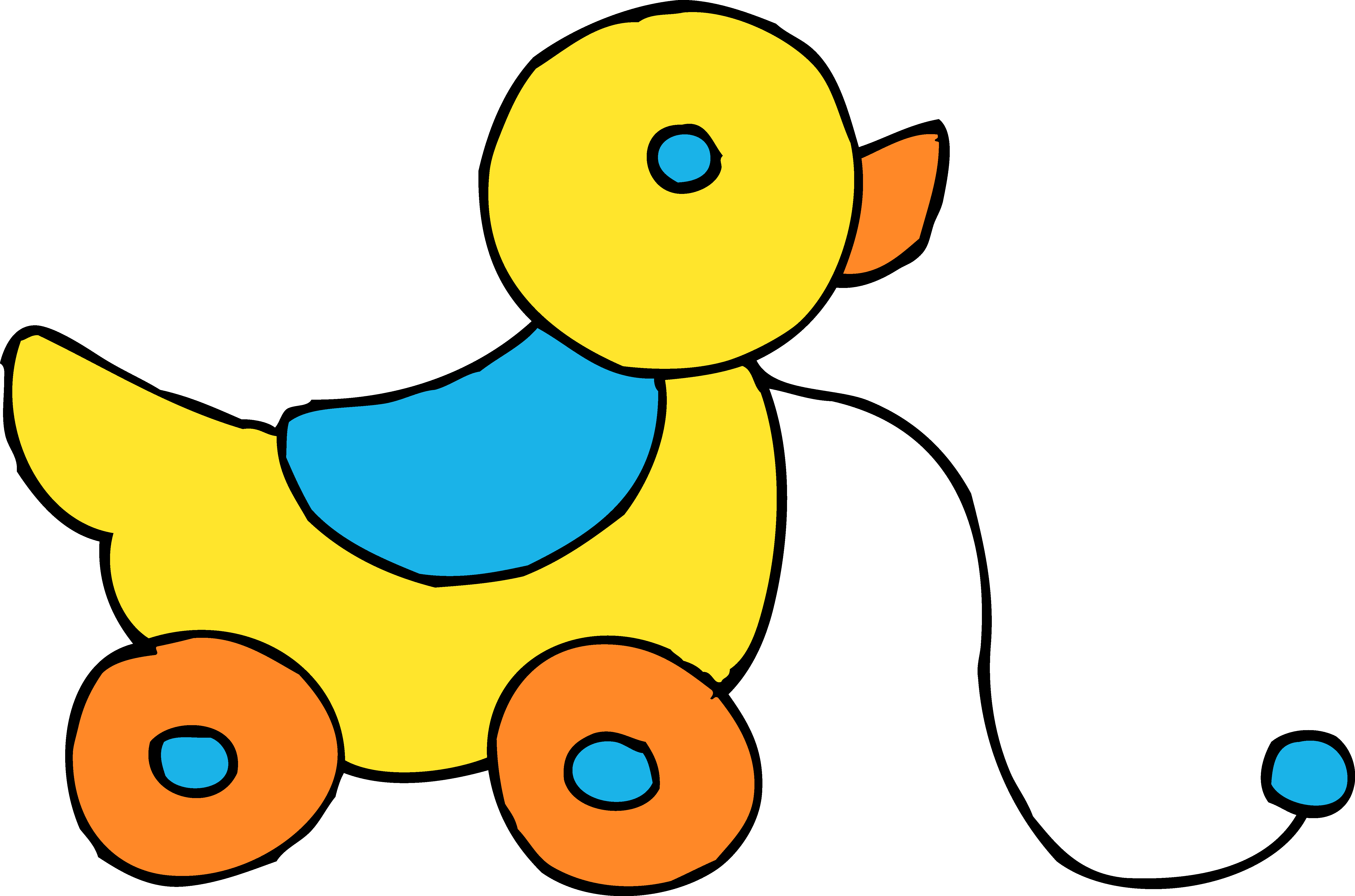 jpg library Free Baby Toys Clipart