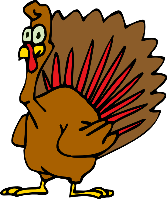 clipart royalty free download Free Turkey Clipart and Animations