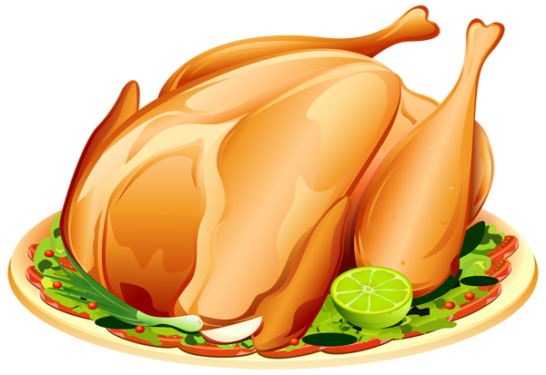 graphic freeuse download Cooked png image pinterest. Turkeys clipart roast turkey