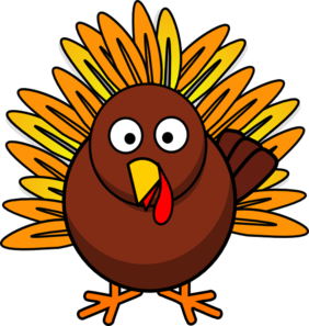 vector free library Cooked Turkey Leg Clipart