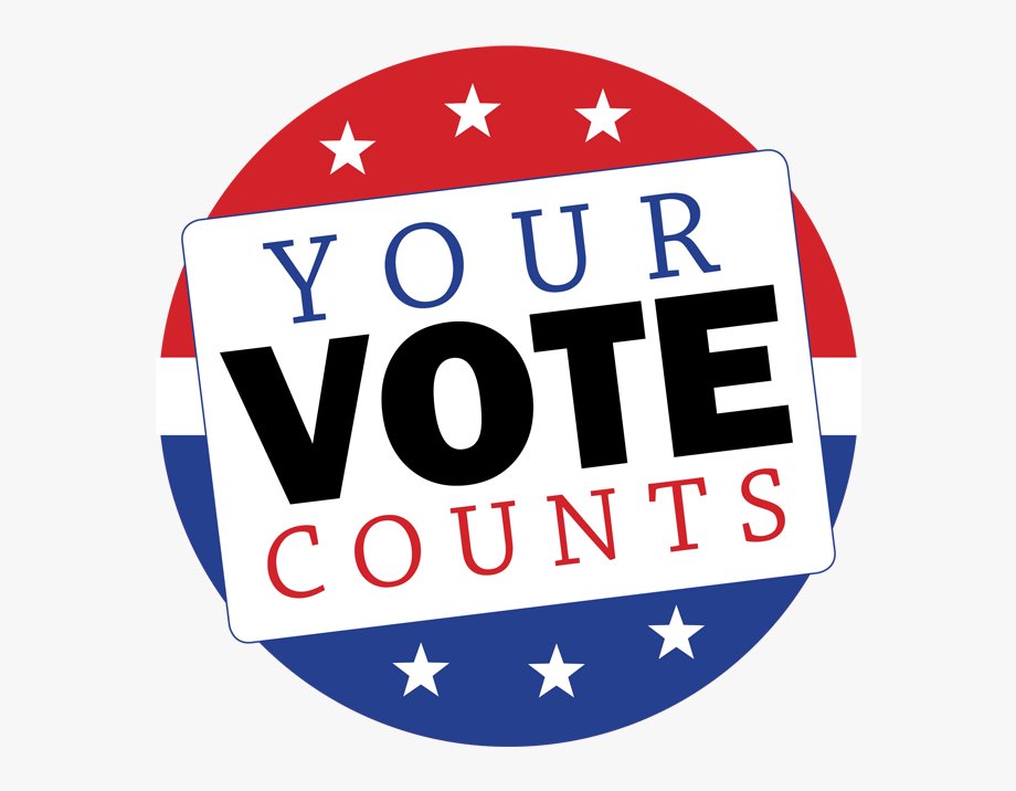 jpg stock Clipart vote election. Png download your counts