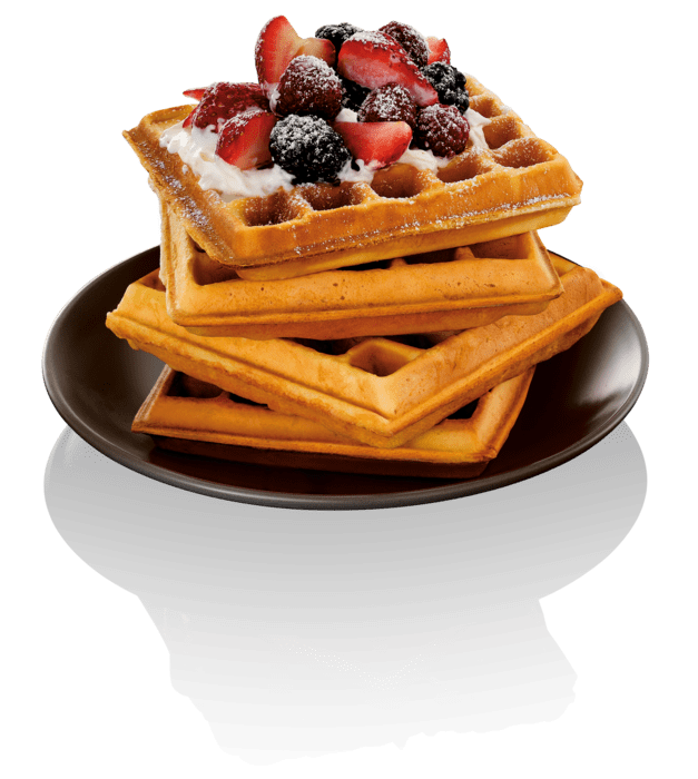 picture free library Clipart waffle. Teen day celebration moon