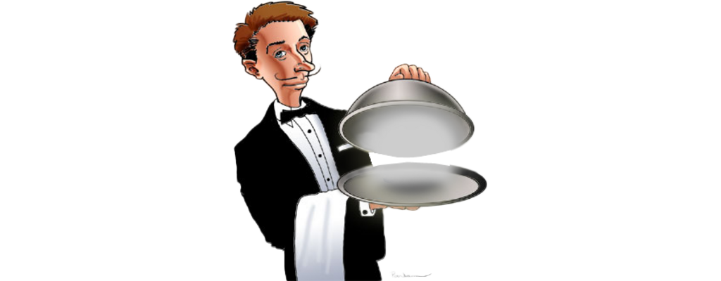 vector download Png images free download. Clipart waiter