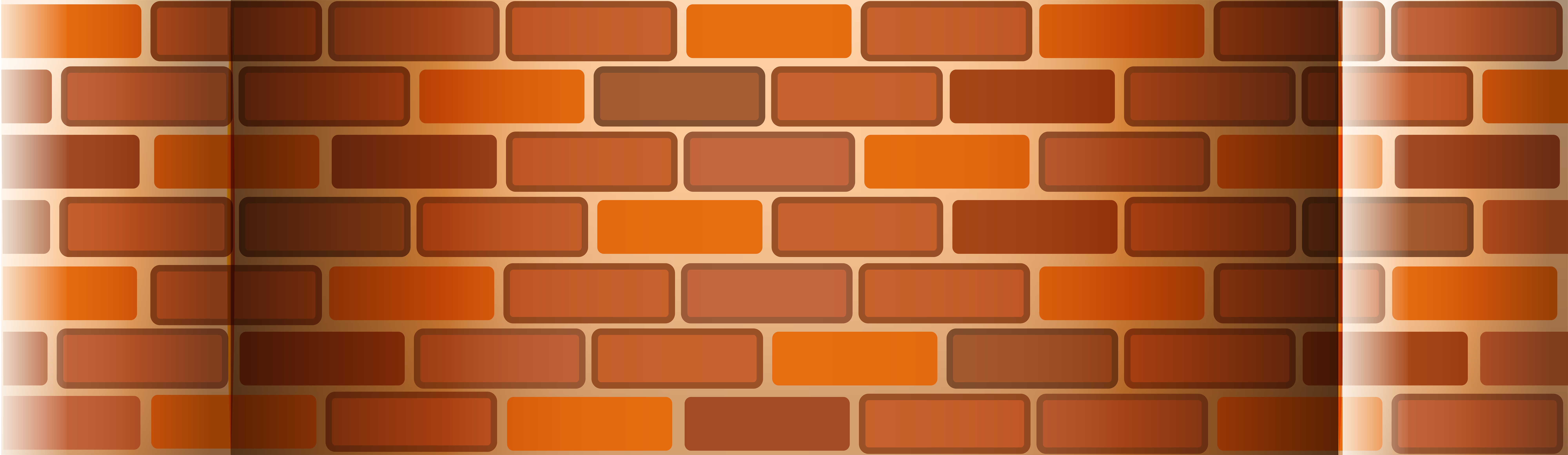 jpg transparent stock Brick fence transparent png. Clipart wall