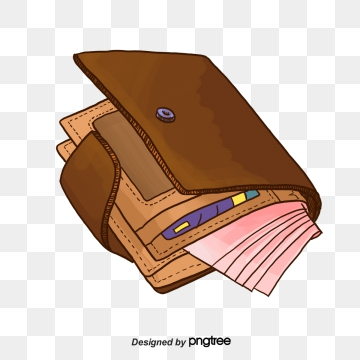graphic royalty free stock Clipart wallet. Images png format clip.