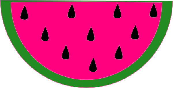 png free download Watermelon Clip Art at Clker
