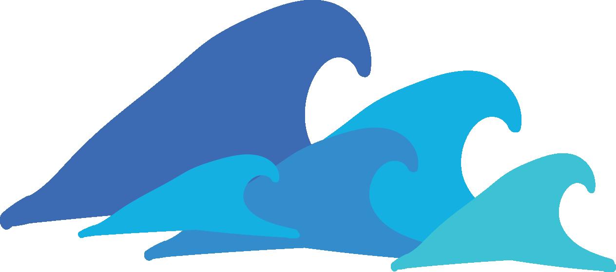 vector transparent Cilpart opulent ideas file. Wave clipart