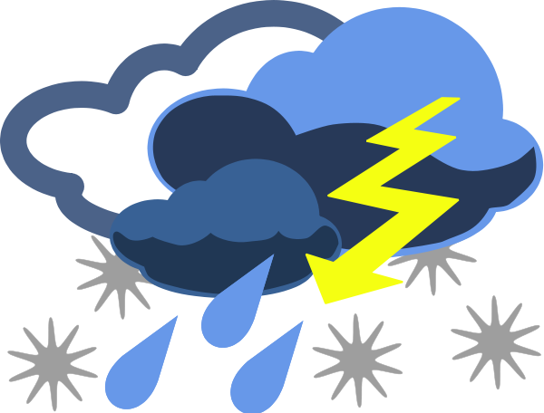 svg freeuse stock Weather Clip Art Free