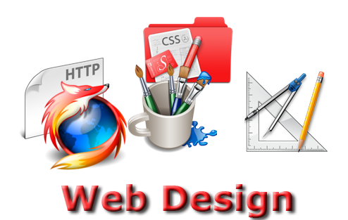stock Clipart web design. Resources and media governor