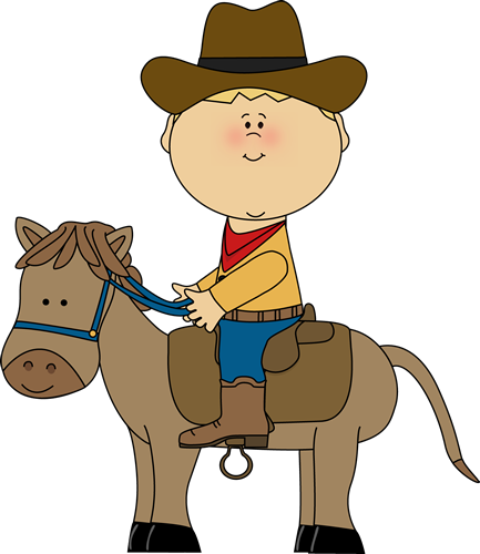 graphic library Clipart western theme. Cowgirl horse and rider