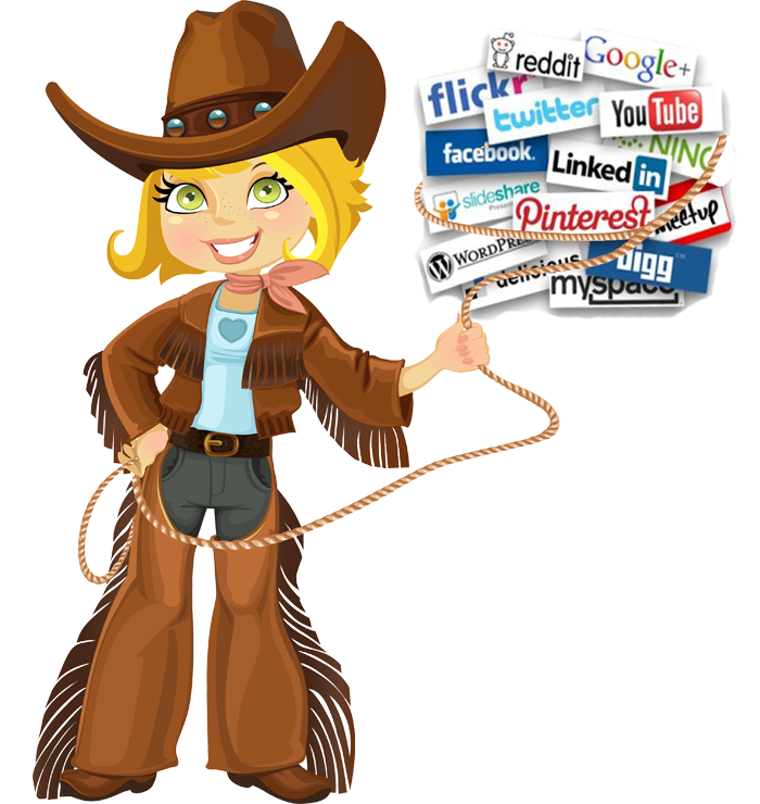 banner Clipart western theme. Cowboy roundup frames illustrations
