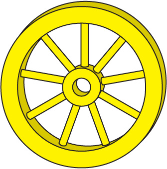 clipart library library Wheels clip art free. Clipart wheel