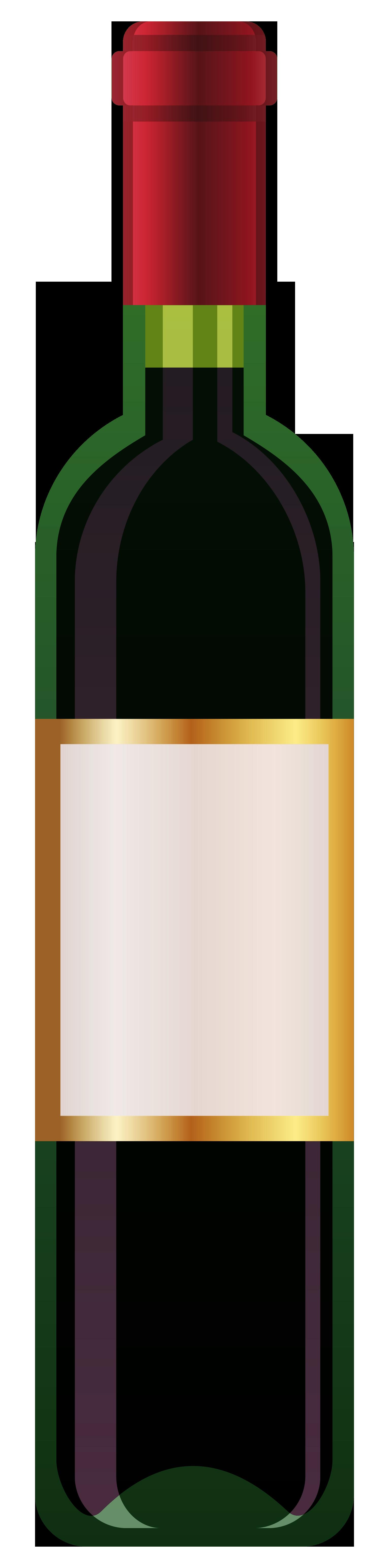 picture transparent stock Wine clipart jokingart com. Vector bottle clip art
