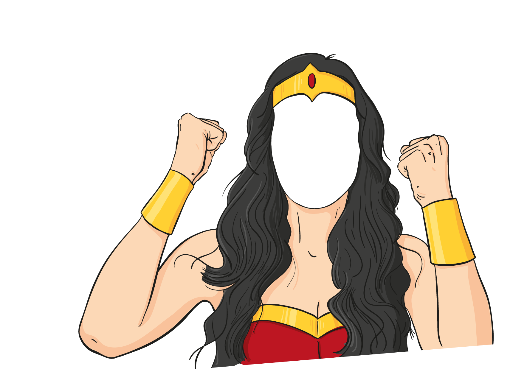 free Why clipart wonder. Woman cartoon free on.