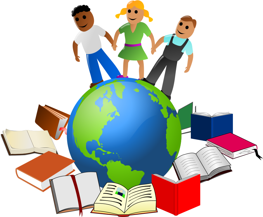 clip free Education world clip art. Youth clipart