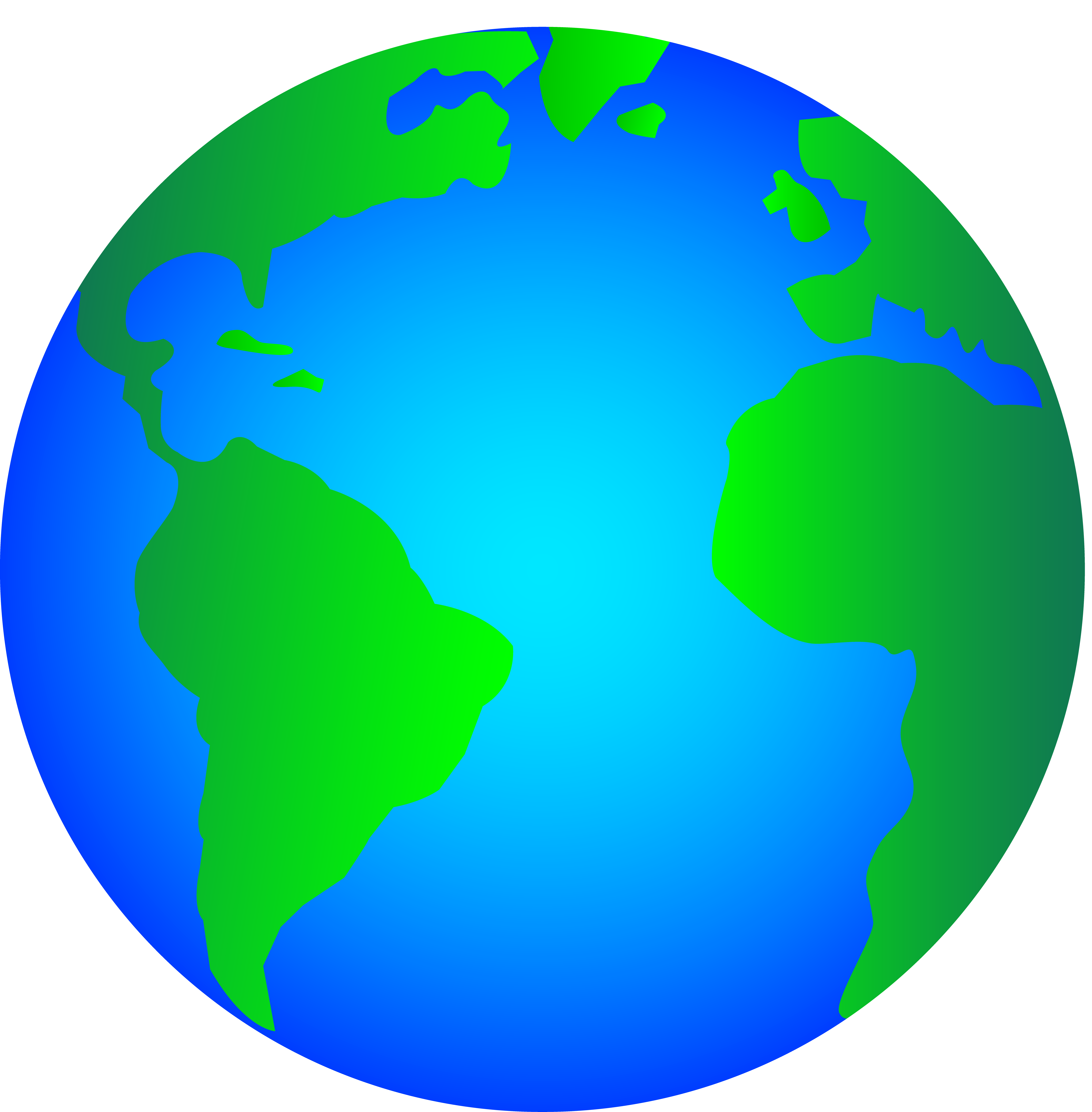 clip download Free cartoon picture of. Vision clipart globe world