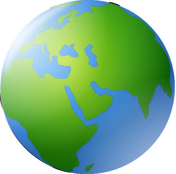 graphic transparent World globe clip art. Europe clipart logo earth