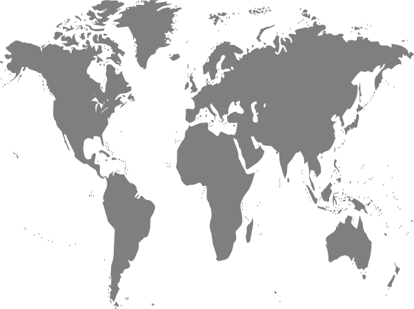 vector free download World Map Clip Art at Clker