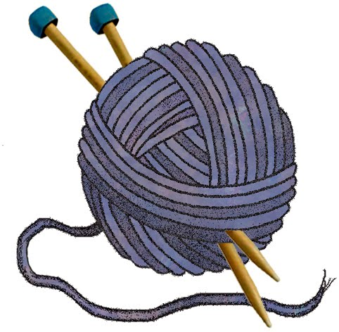 clip art free Free cliparts download clip. Clipart yarn and knitting needles