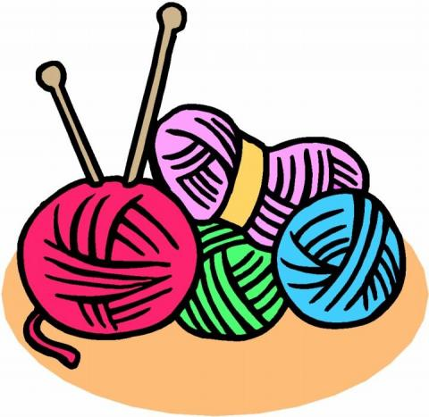 clip art free Clipart yarn and knitting needles. Free cliparts download clip
