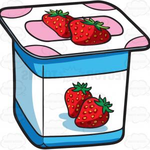 clip art free Free download best on. Clipart yogurt