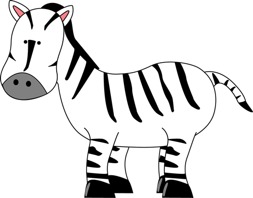 jpg library library Zebra clipart black and white. The top best blogs