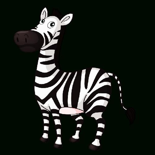 jpg black and white Letters format cute baby. Zebra clipart clip art