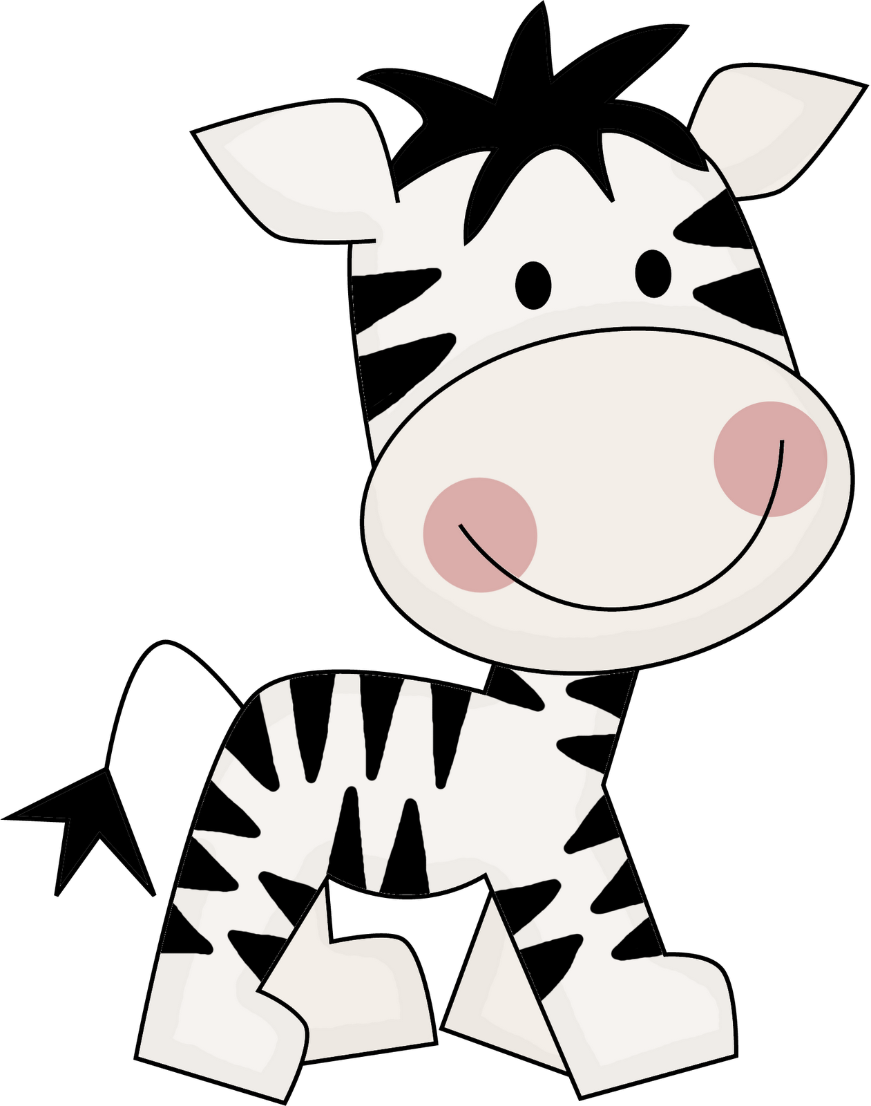 clipart royalty free library Baby zebra clipart. Cute illustration google search