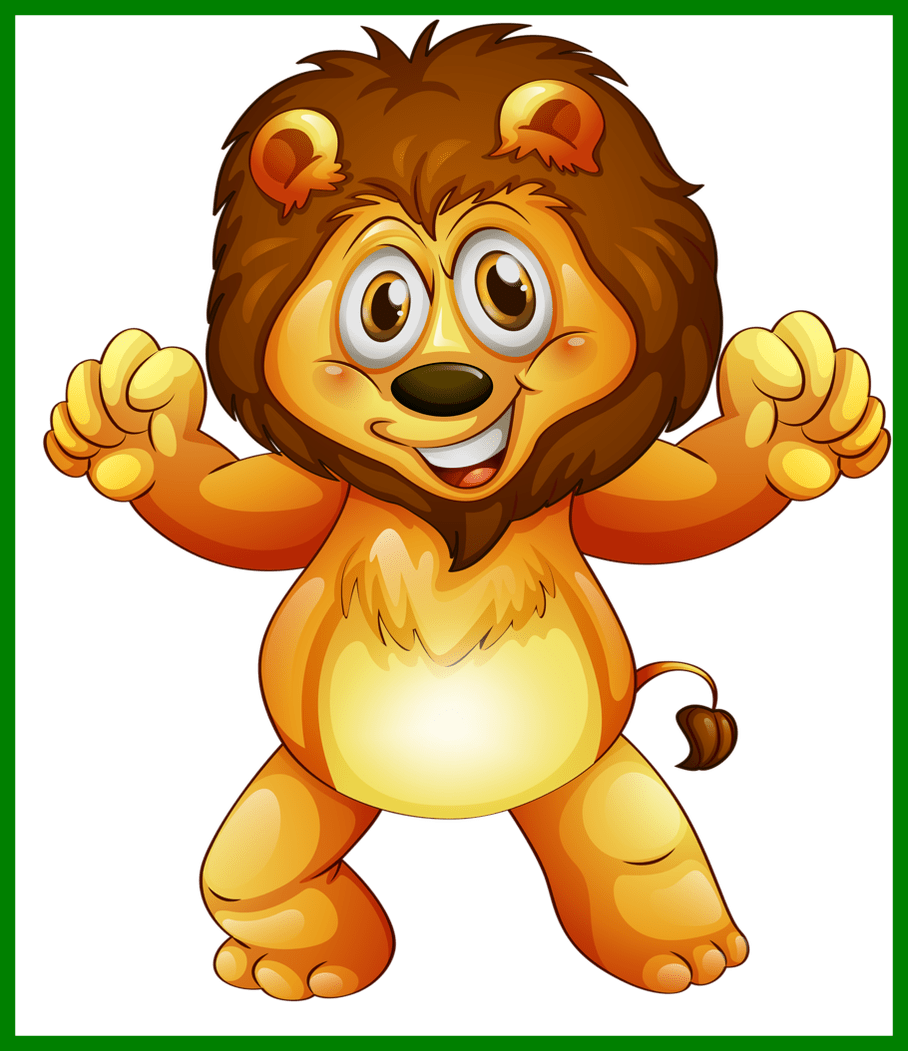 transparent download Fascinating lion clip art. Clipart zoo.