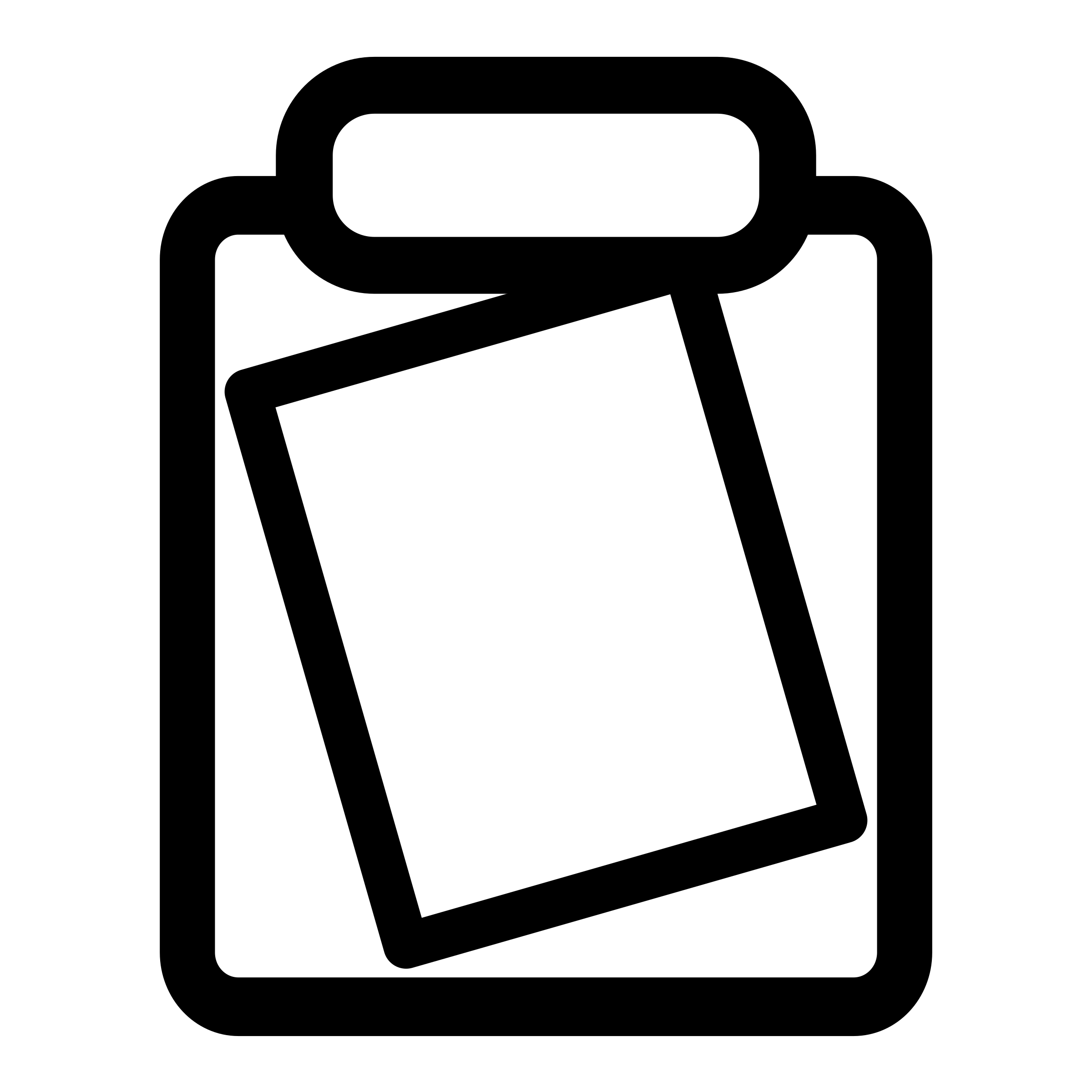 png black and white Mono tool big image. Clipboard clipart.
