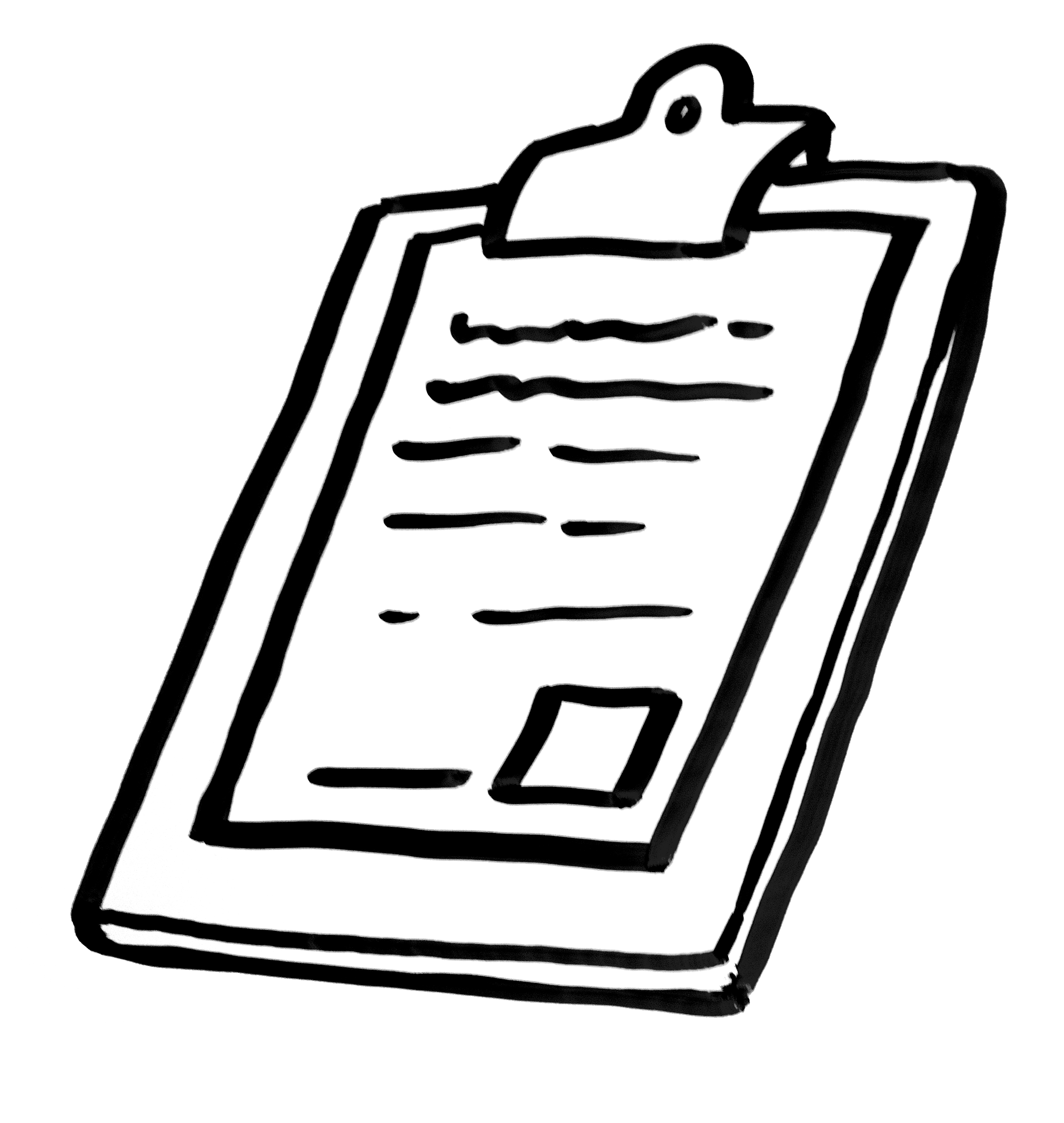 royalty free download Clipboard clipart black and white. Next day animations