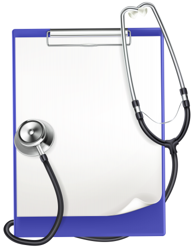 banner transparent With medical headphones png. Clipboard clipart stethoscope.