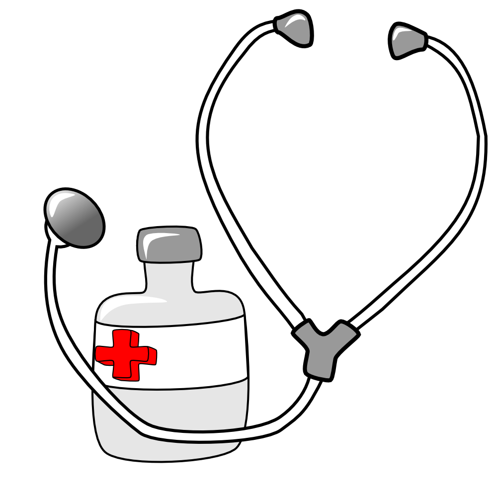 png transparent library Clipboard clipart stethoscope. Onlinelabels clip art medicine.
