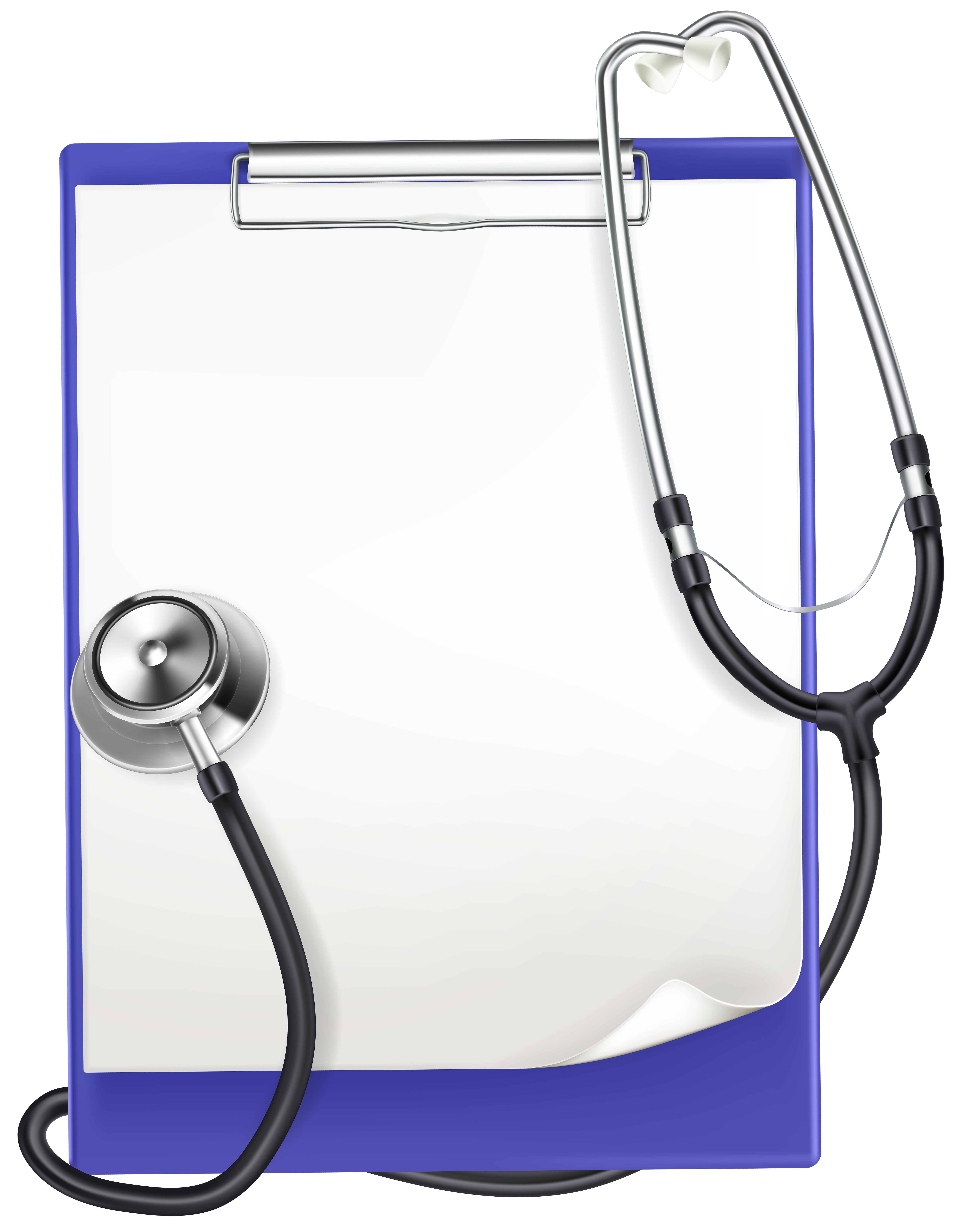 banner transparent Clipboard clipart stethoscope. With medical headphones png.