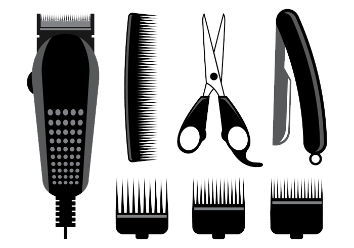 clip transparent download Hair Clippers PNG Picture