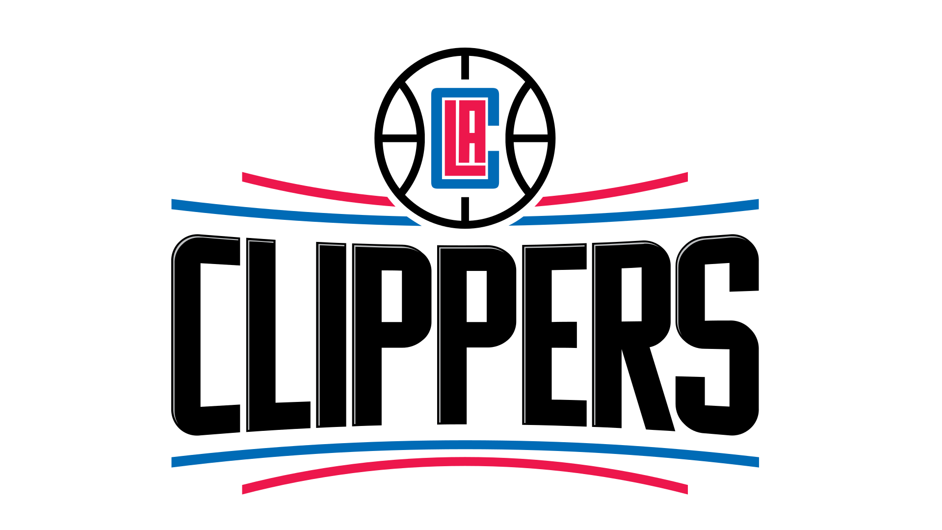 graphic freeuse stock Los Angeles Clippers Logo