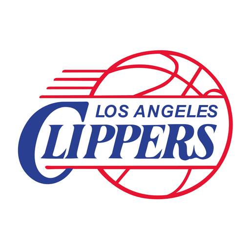 png free stock Los angeles clippers logo