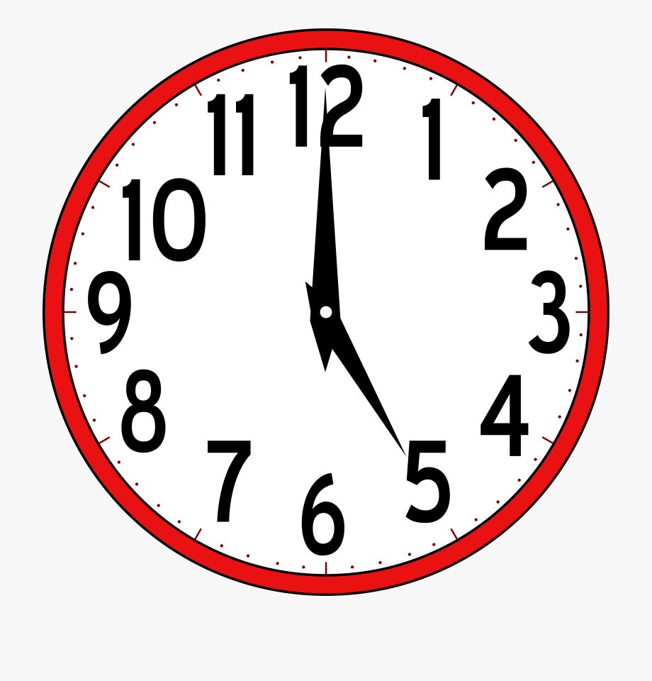 png library download Clock clipart. Clip art without hands.