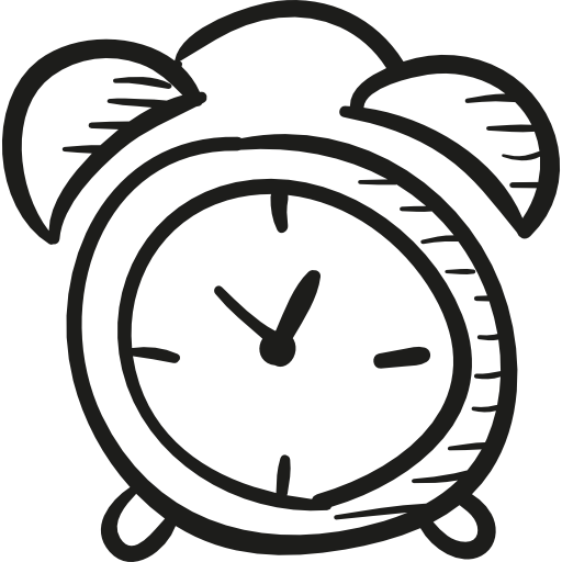 picture freeuse Clock clipart alam. Alarm drawing at getdrawings.