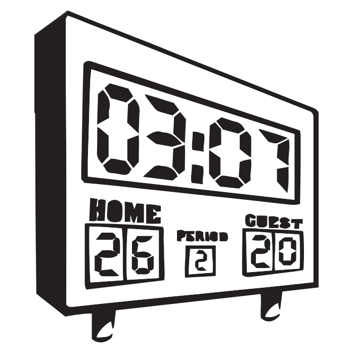 png library download Clock clipart basketball. Pickplucker live scoring.