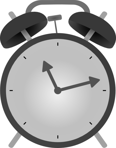 image free Alarm Clock Clip Art