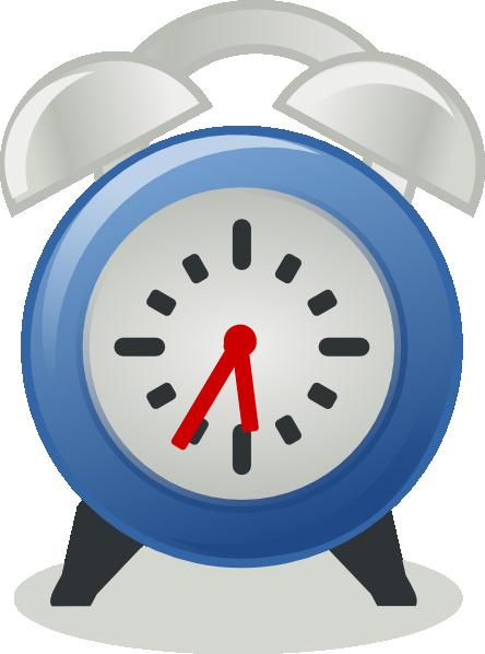 clip royalty free library Clock clipart happy. Animated alarm .