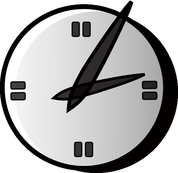 jpg library Clock Clipart PNG Transparent Clock Clipart