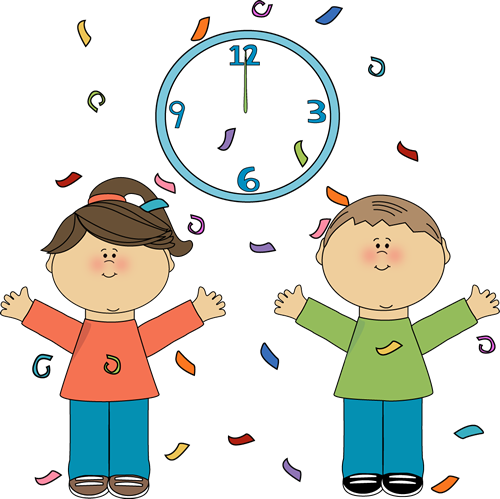 image library stock Clock clipart student.  collection of cute.
