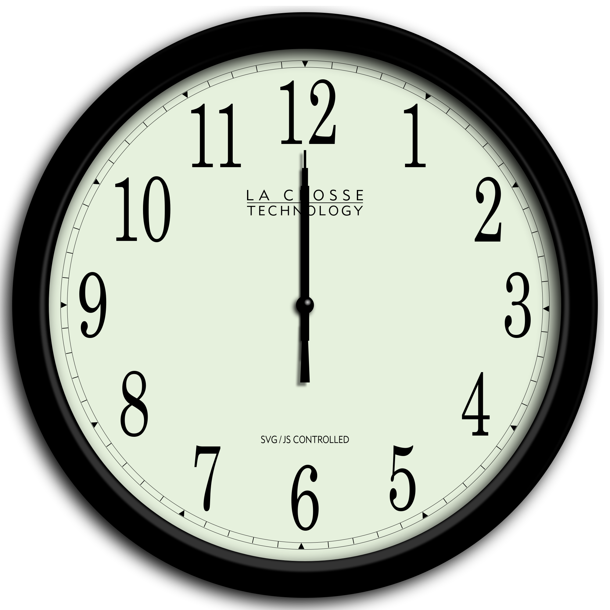 vector black and white download clock svg analog #92476862