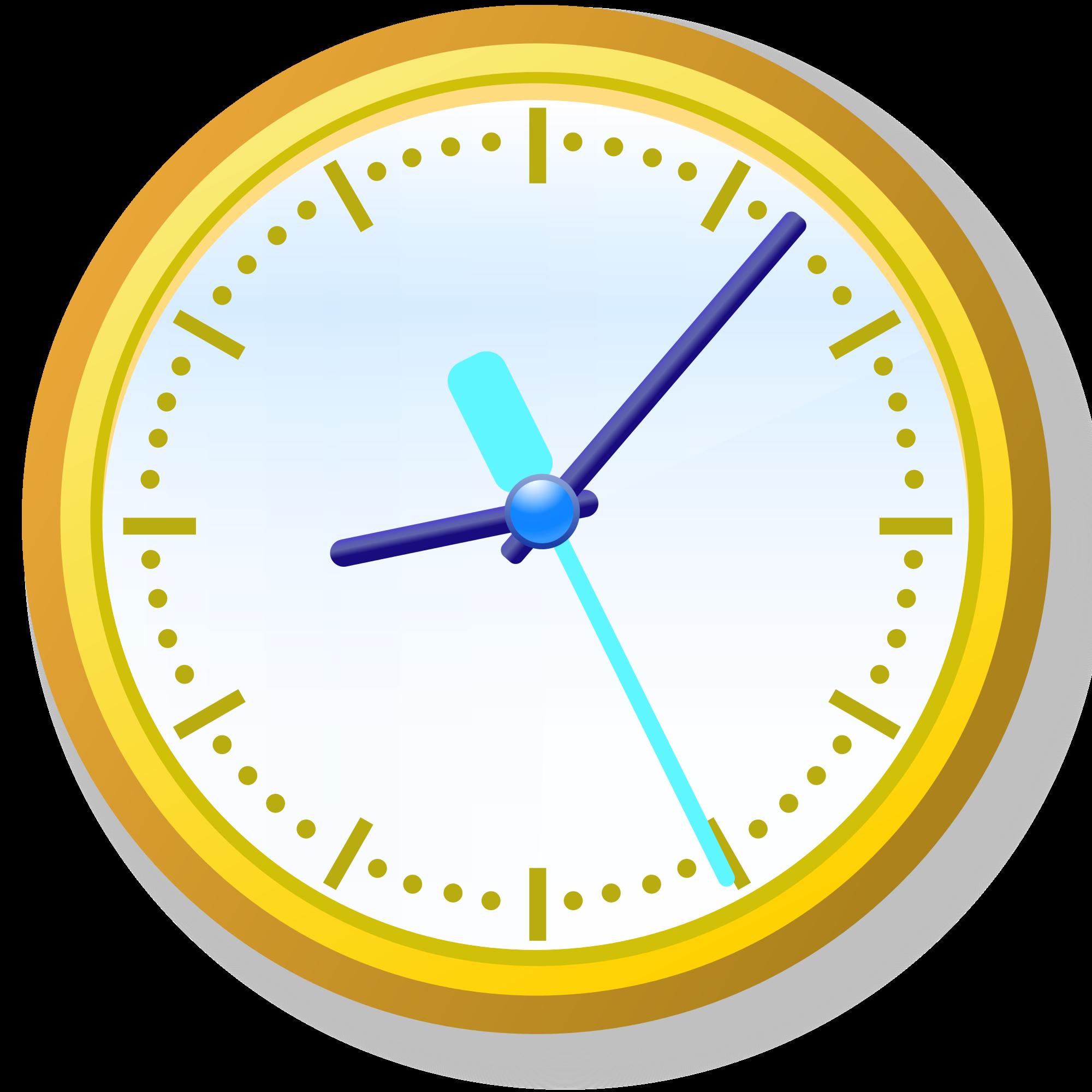 clip art clock svg second #92482160