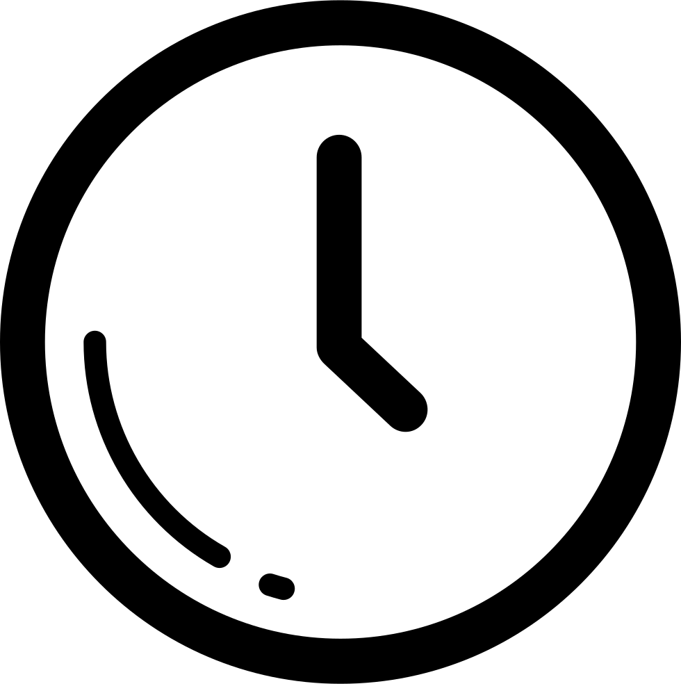 vector transparent library Clock Svg Png Icon Free Download